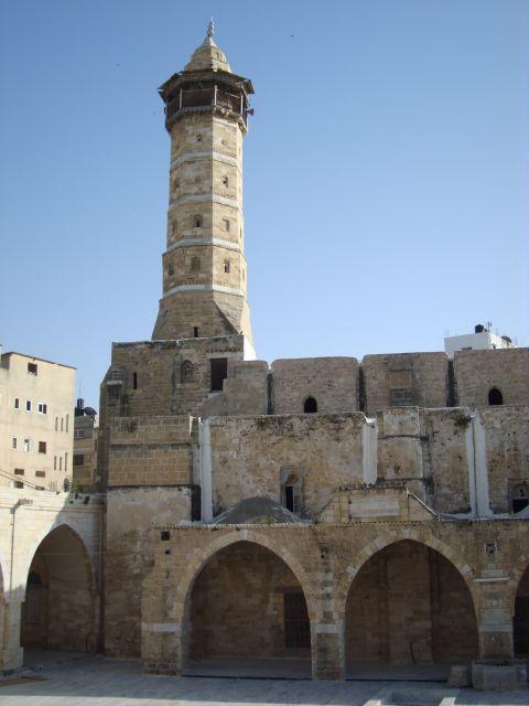 Grande Mosquée de Gaza