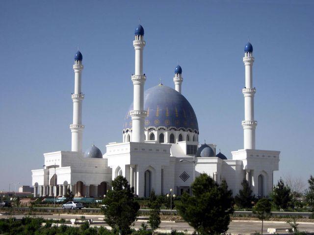 Mosquée Gurbanguly Hajji