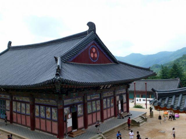 Temple d'Haeinsa