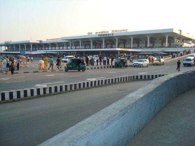Aéroport international Shah Jalal
