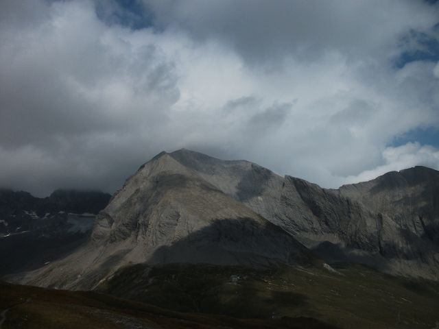 Core of the Alps