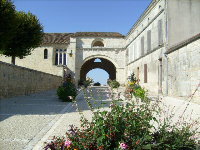 Hôpital des pèlerins de Pons