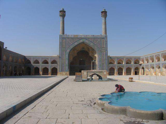 Grande mosquée d'Ispahan