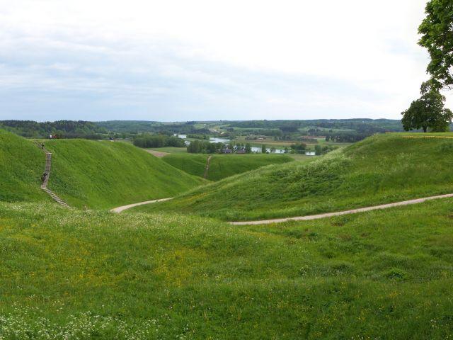 Site archéologique de Kernave