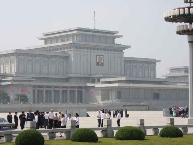 Palais-mémorial de Kumsusan