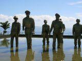 Memorial to MacArthur