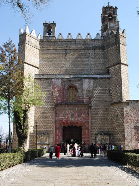 San Miguel Arcangel monastery