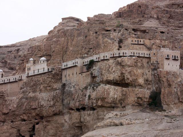Monastère de la Tentation