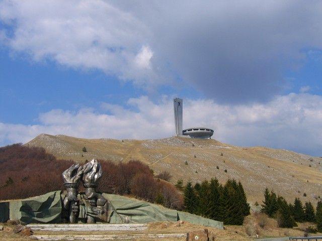 Monument de Buzludzha