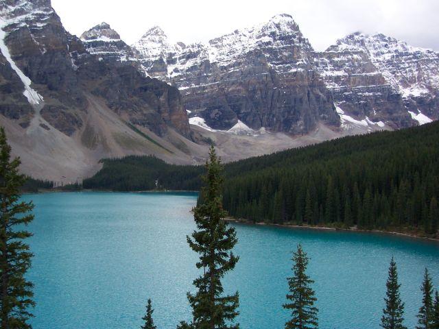 Parcs des montagnes Rocheuses canadiennes
