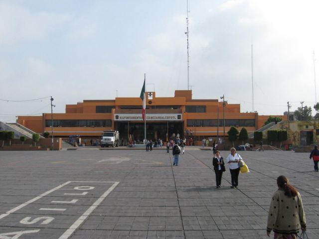Nezahualcoyotl (ville)