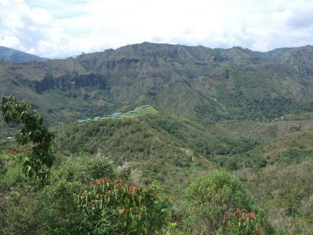 Parc archéologique national de Tierradentro