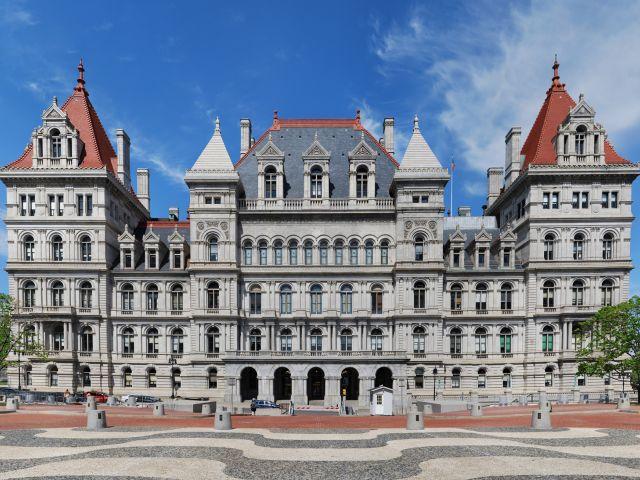 Capitole de l'État de New York