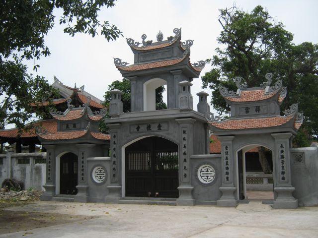 Nhat Tru Pagoda