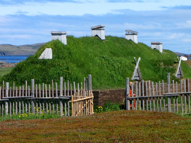Norse long house