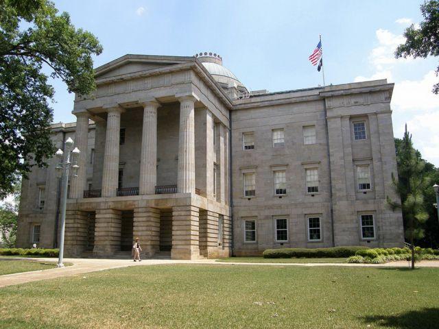 Capitole de l'État de Caroline du Nord