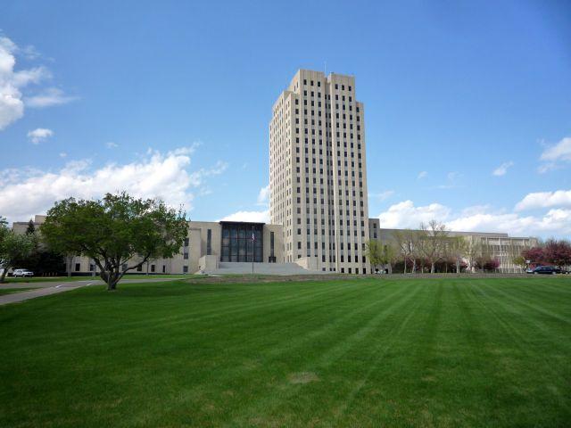 Capitol de l'État du Dakota du Nord