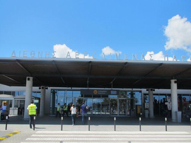 Aéroport international de Paphos