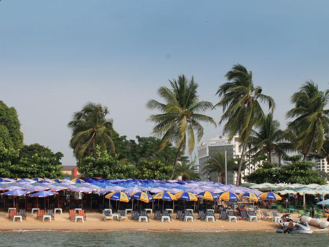 Plage de Pattaya