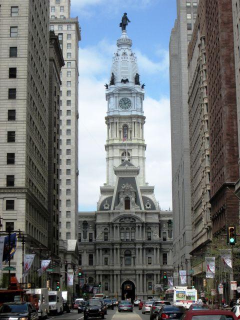Hôtel de ville de Philadelphie