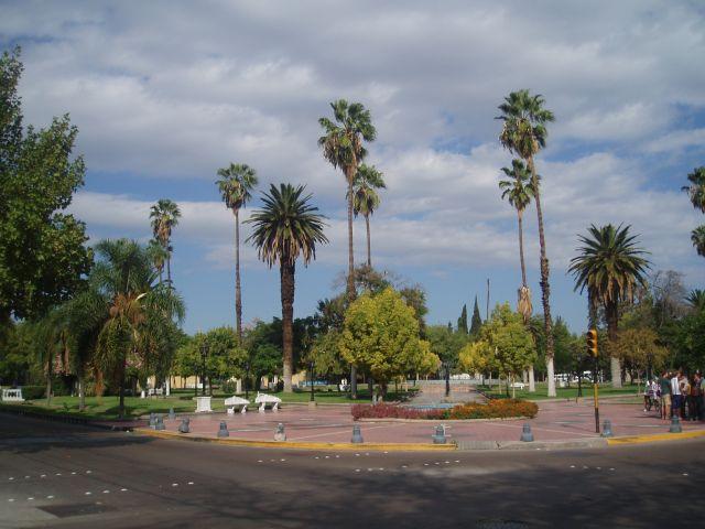 Videla Castillo Square