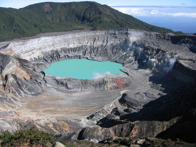 Parc National Volcan Poas