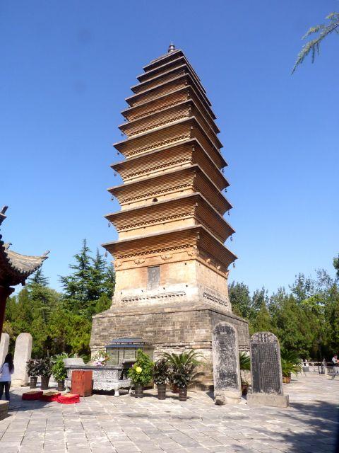 Pagode de Qiyun