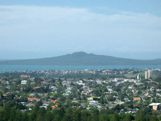 Île Rangitoto