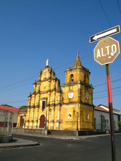 Recoleccion church
