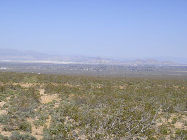 Désert des Mojaves