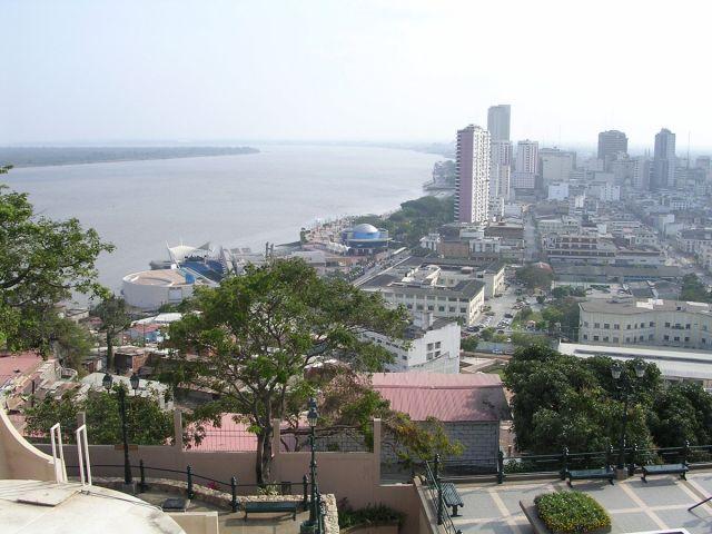 River Guayas