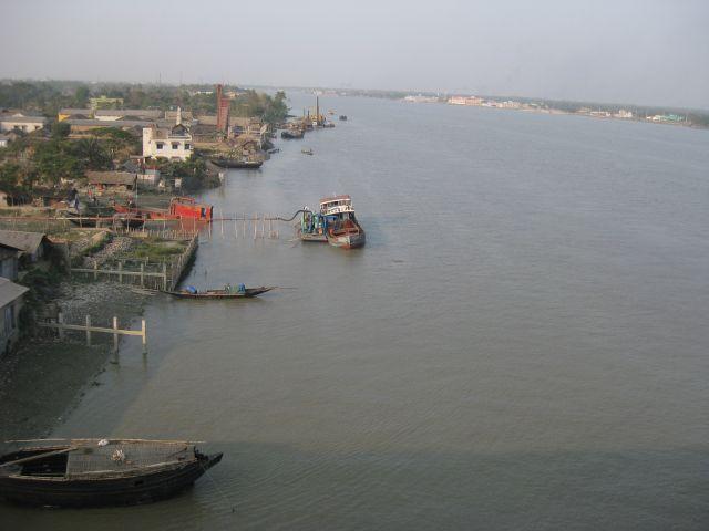 Rupsha River