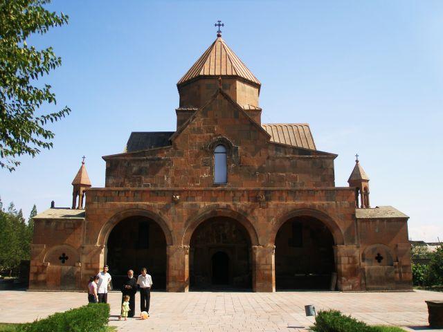 Église Sainte-Gayané