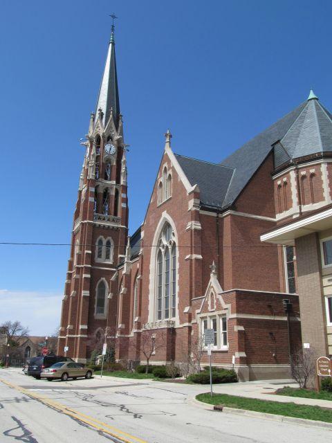 Saints Peter & Paul Catholic Church