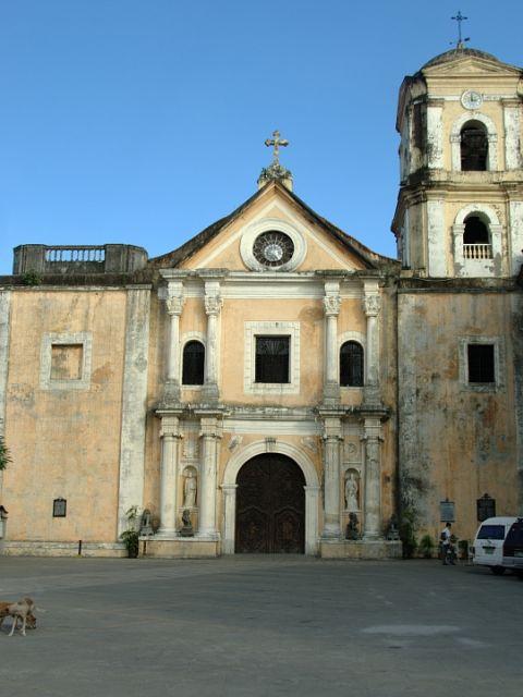 Églises baroques des Philippines