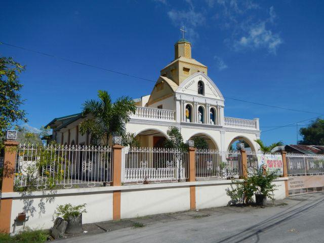 San Nicolas de Tolentino Church