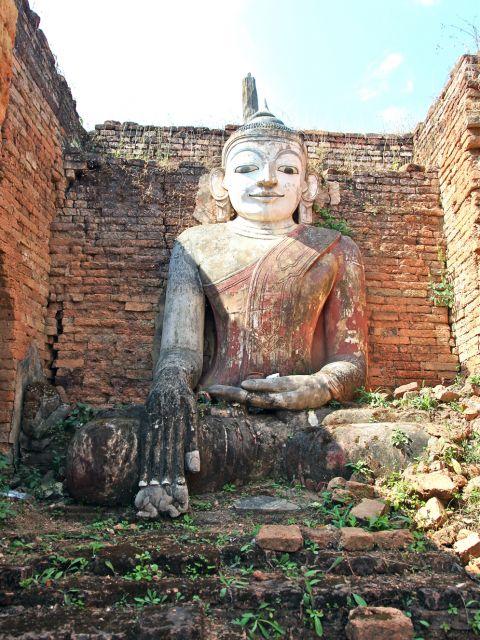 Sangar Bouddha