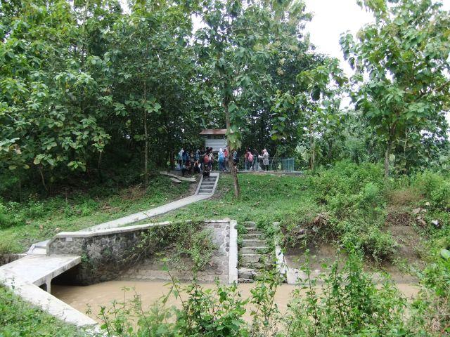 Site des premiers hommes de Sangiran