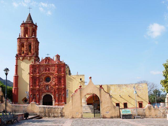 Santa Maria del Agua de Landa