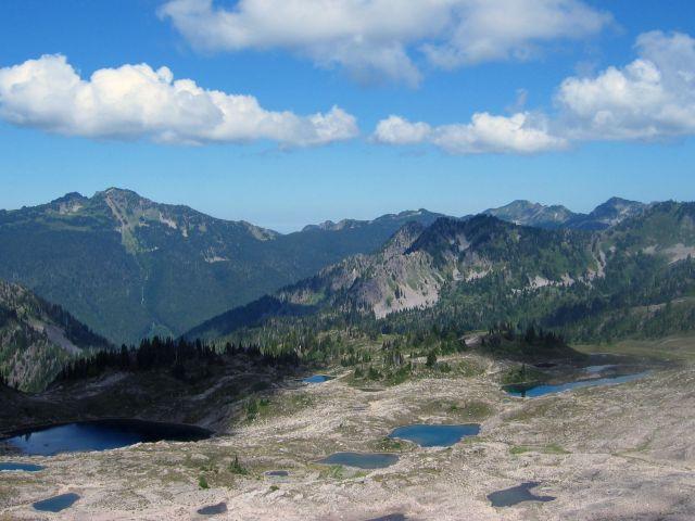 Seven Lakes Basin