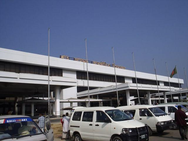 Aéroport international Shah Amanat