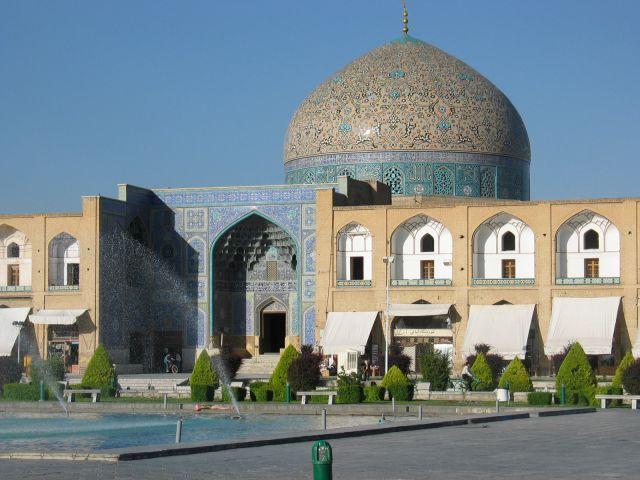 Mosquée du Sheikh Lutfallah
