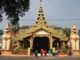 Shwethalyaung Buddha Temple