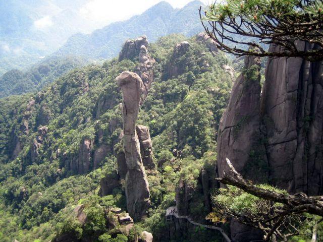 Parc national du mont Sanqingshan