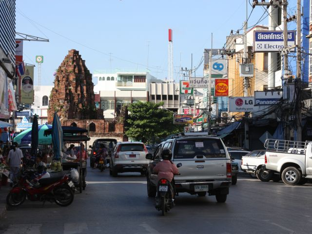 Sorosak road