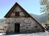 St. Michael church, Painted Churches in the Troodos Region