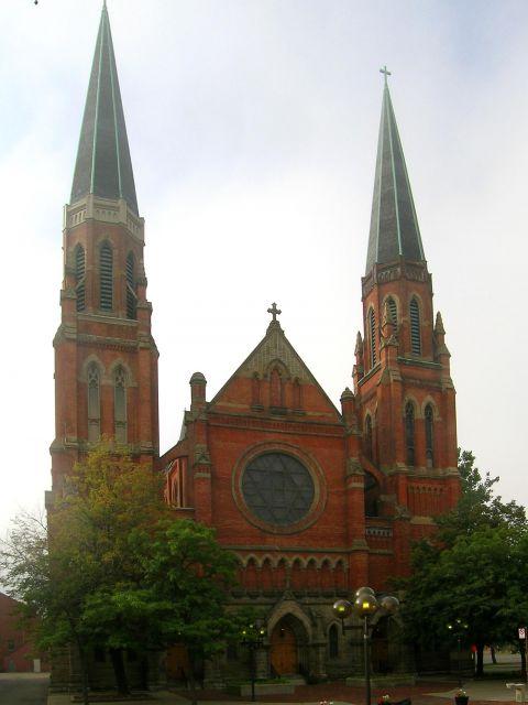 Église Sainte-Anne de Détroit