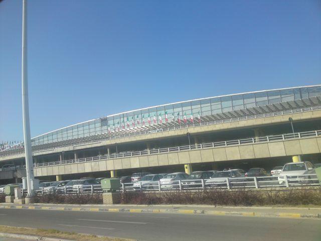 Aéroport international Imam Khomeini