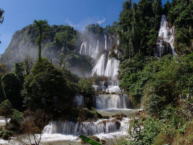 Sanctuaires de faune de Umphang