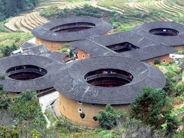 Groupe de tulou Tianluokeng